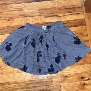 Sunday best Aritzia floral skirt!